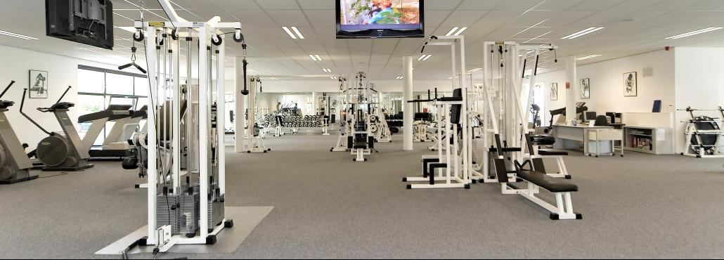moderne sportschool