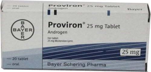 tabletten proviron
